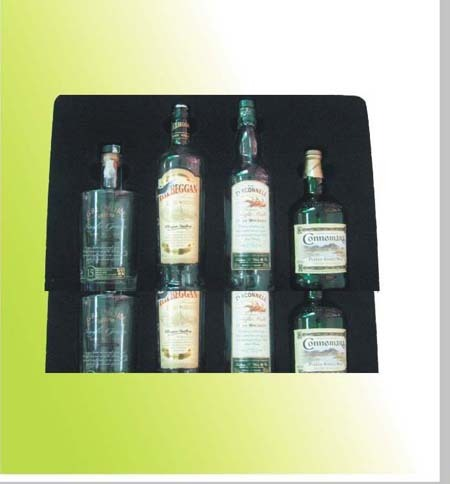 different wine bottle tray packaging