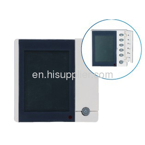 Intelligent LCD display thermostat of WSK-8F