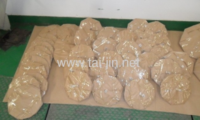 MMO (Mixed Metal Oxide) Coated Disc Anodes for Ship Hull