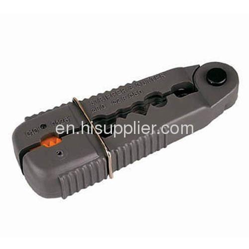Fiber Optic Stripper Tool