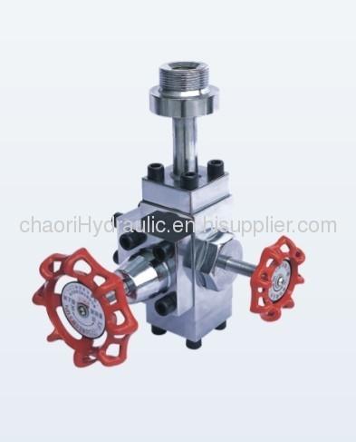 XJF series accumulator stop valve