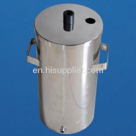 fludizing plate for powder coating