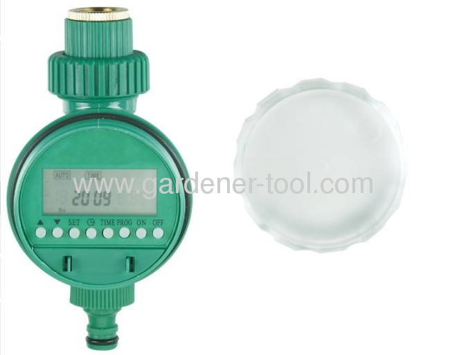Electrical Water Timer With LED Screen To Control Irrigation time