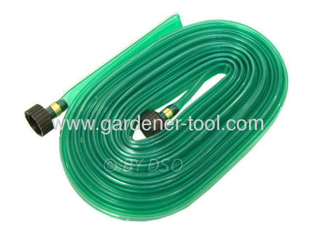 15M Sprinkler Soak Hose W/ Plastic female and male connector