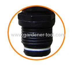 Plastic Potato Irrigation Sprinkler With G3/4male thread
