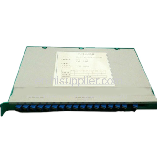 16 core fiber patch panel(tray type)