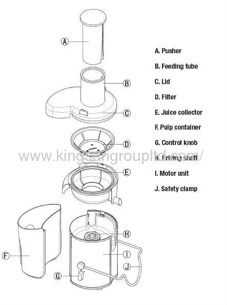 commercial best quality juicer machine