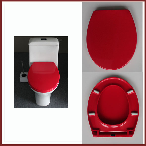 quick release duroplast toilet seat from china