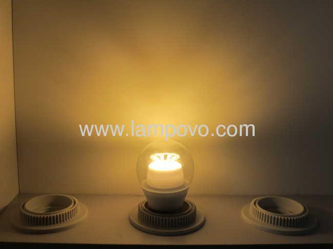 Ceramic LED bulb P50 4.5WE27