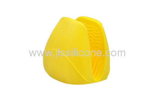 Candy color silicone bakeware pot holder glove
