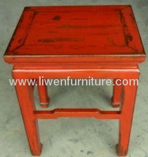 Antique stool Chinese furniture