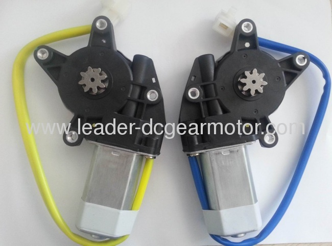 high torque 12v dc motor for car window