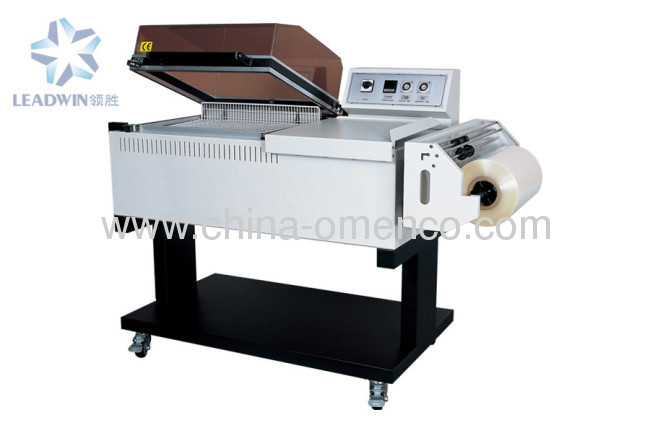 LS 5504-G 2 in 1 Sealing & Shrinking Packager