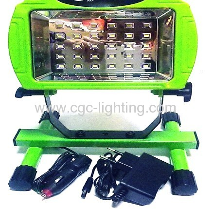 Rechargeable 30SMD LED Portable Worklight