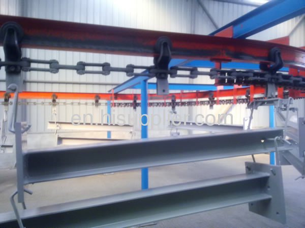 Conveyorised Powder Coating Plants leading manufacturer in China