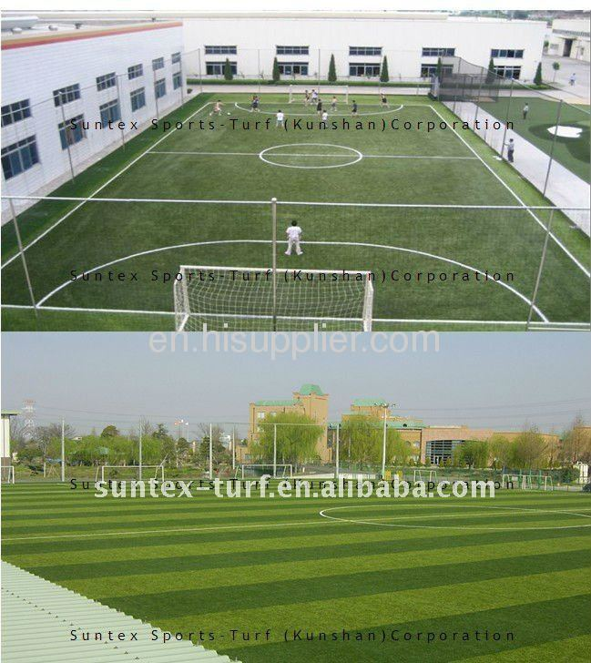 43mm soccer football grass