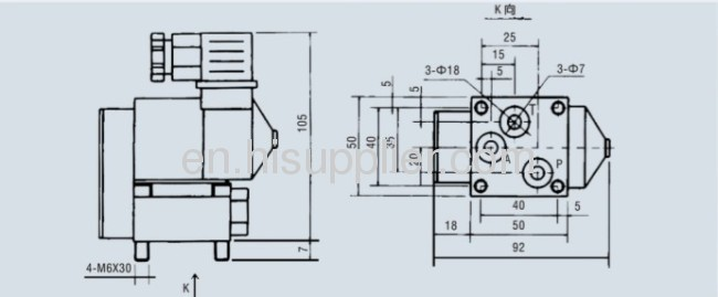 electro multi-directional ball valve