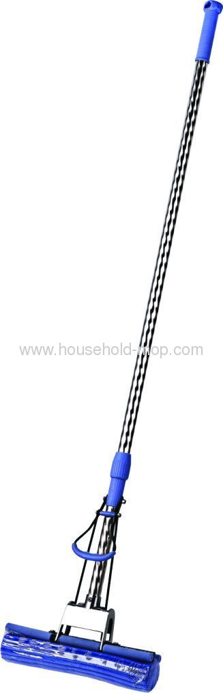Telescopic aluminum handle PVA mop