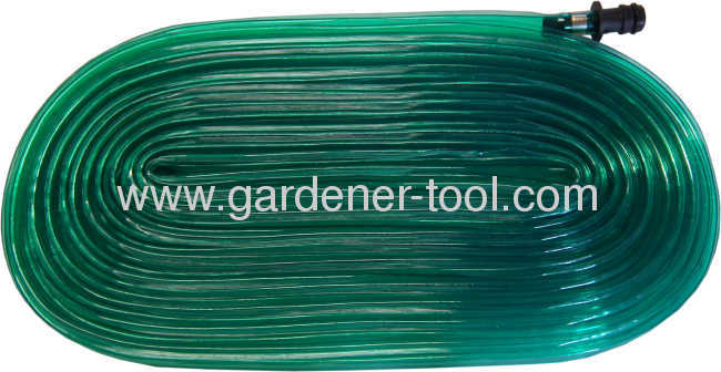 7.5M Garden Water Hose Is 7.5M Soaker Hose With Plastic Connector
