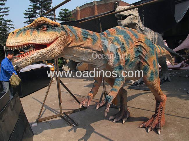 New Western Dinosaur Costumes