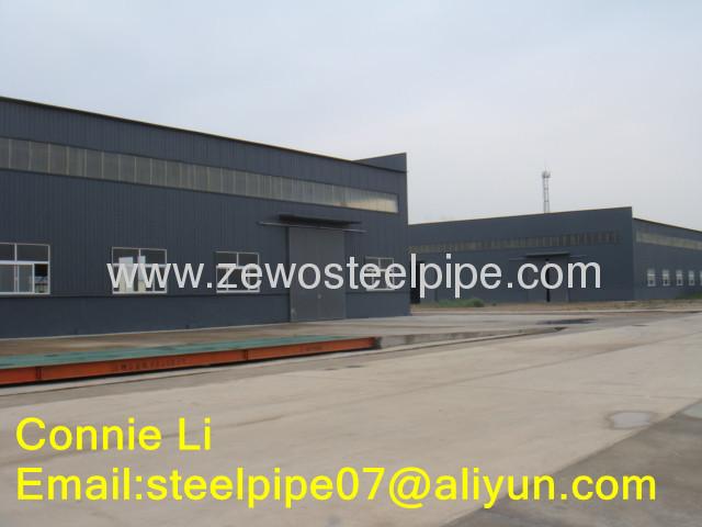 Q345B/16MN Seamelss Steel Pipe