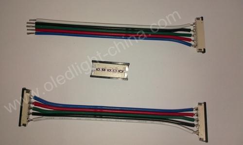 720led Reel Dual Line Rgb White Led Strip Light 5050 With