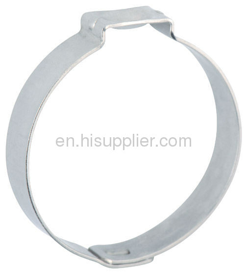 stainless steel double ears hose clamp