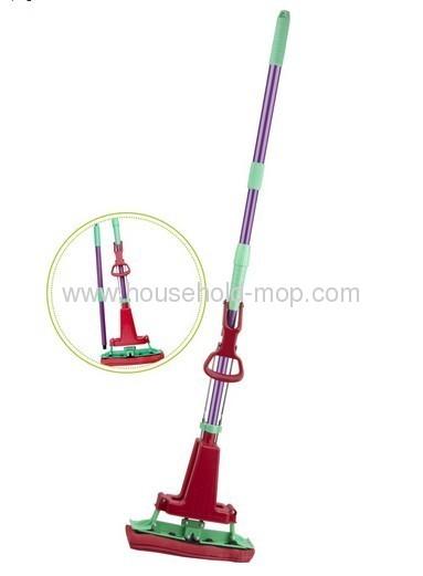 Pva Microfiber Spin Mop