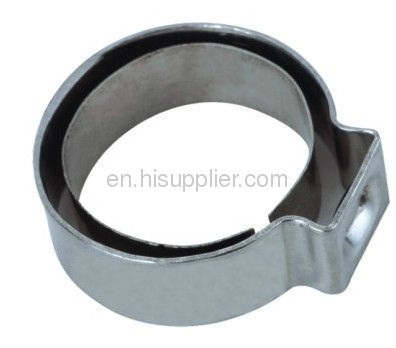 stainless steel ear hose clamp