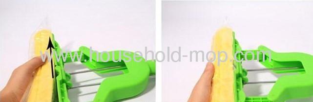 Green PVA Spong Mop
