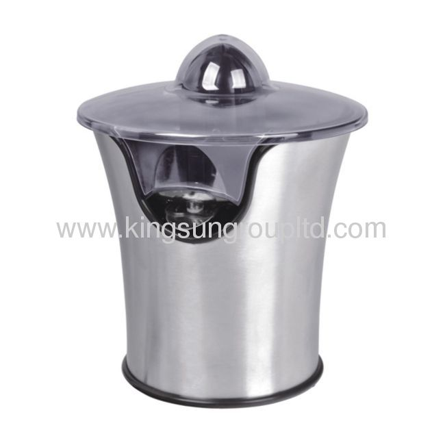 Cylindrical stainlee steel juicer extractor