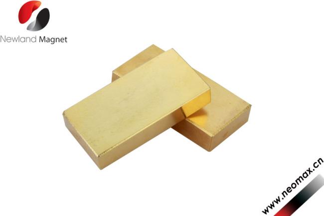 50X25X12.5 mm Neodymium magnet