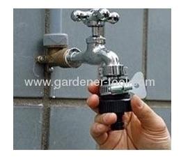 Retractable Garden Hose Pipe With Plastic Garden Spray Nozzle