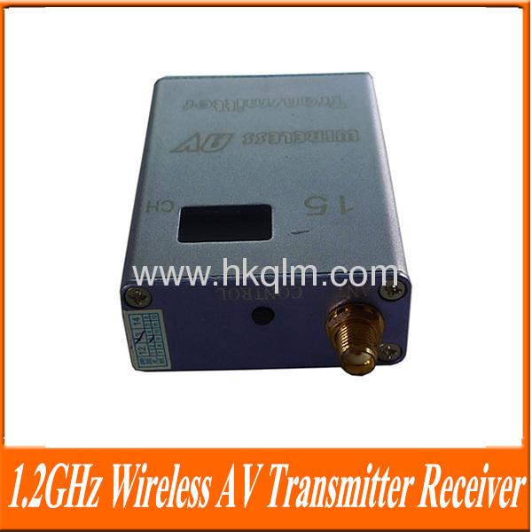 1.2GHz 15CH 700mW Video Wireless Transmitter Receiver.