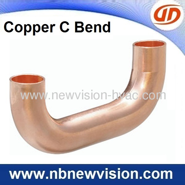 Copper U Bend & Return Bend for Air Conditioner