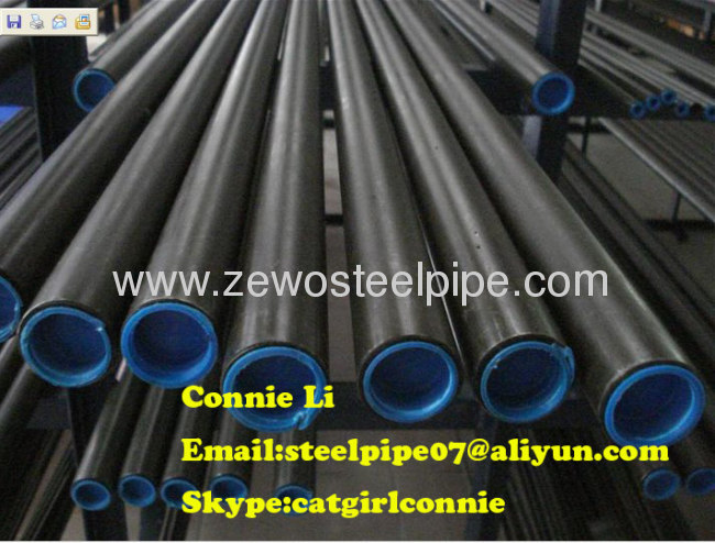 Qualified ASTM A106, A53,A333 /API 5L carbon seamless steel pipe