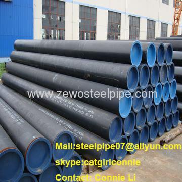 DIN1629 ST37.0 ST44.0 Seamless steel pipe