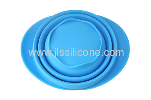 silicone collapsible bowl for household