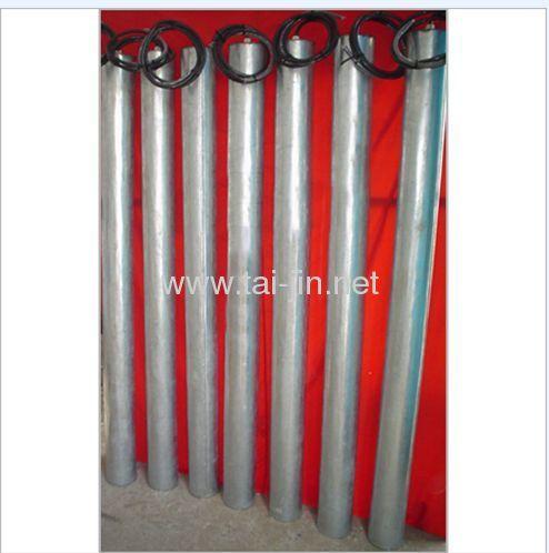 Insoluble Dsa Titanium Tubular Anodes