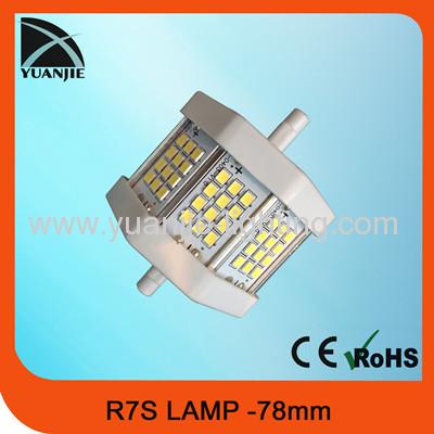 5W 18SMD R7S LED LAMP