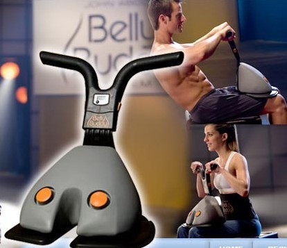 BELLY BUDDY / Belly Buddy Abdominal Exerciser