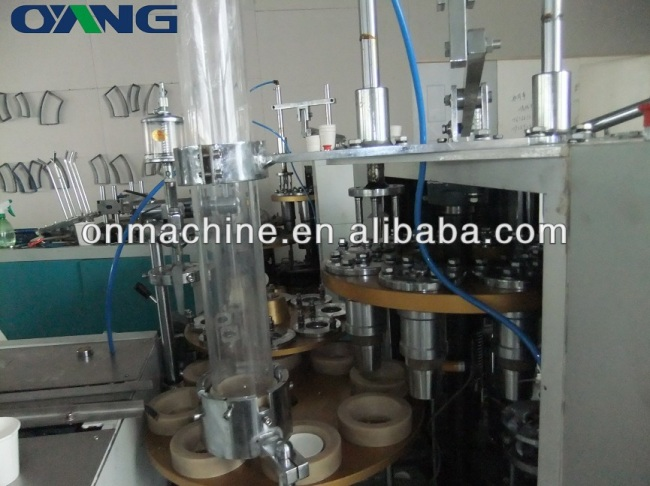 Full Automatic Double PE Paper Cup Making Machine Prices
