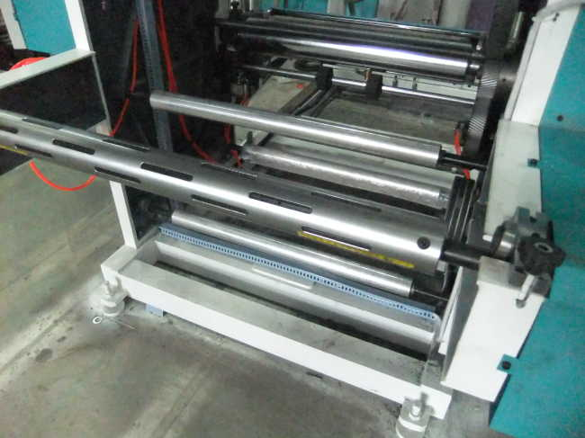 YT-61200 Six Color Flexographic Printing Machine Price In China