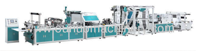 ONL-XA700-800 non woven box bag making machine manual