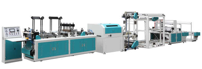 ONL-A700-800 automatic non woven bag making machine price