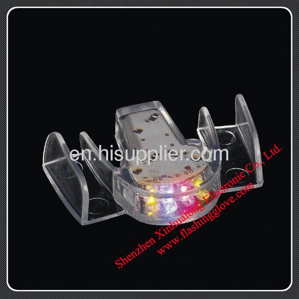 Hot Selling LED Flashing Mouth Guard