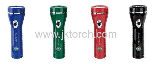 5 pcs LED rechargeable flashlight