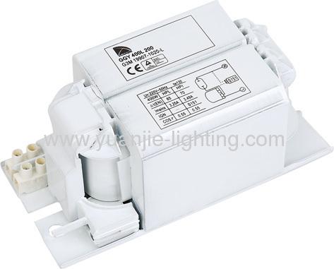 philips type 400W high pressure sodium lamp ballast