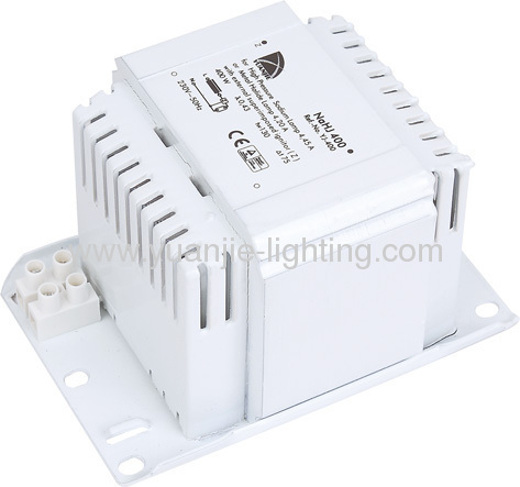 MH/HS 400W magnetic light ballast for hid lamp