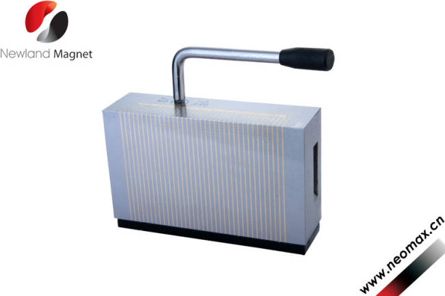 rectangle permanent magnetic chuck